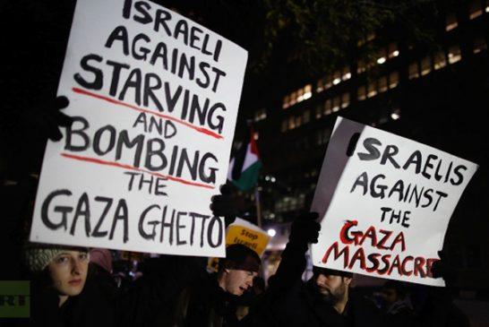 pro-palestinian-protest