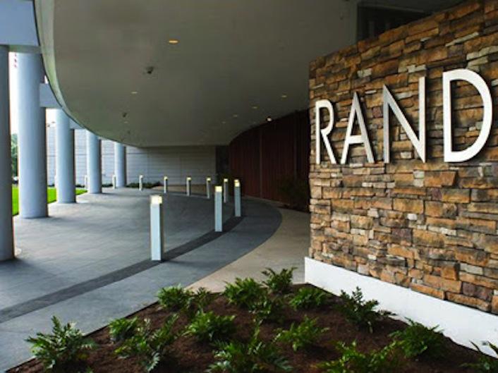 La sede della Rand Corporation a Pittsburg, in Pennsylvania.