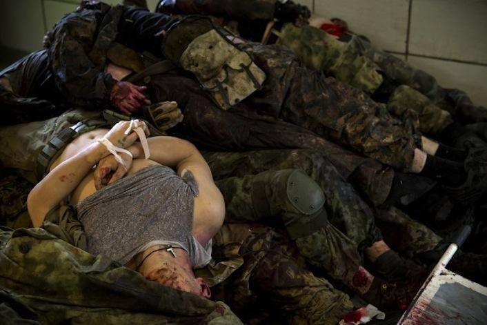 Onu, in Ucraina 1.129 morti, 3.442 feriti e 101.617 profughi