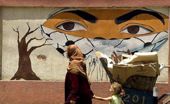Palestina murales