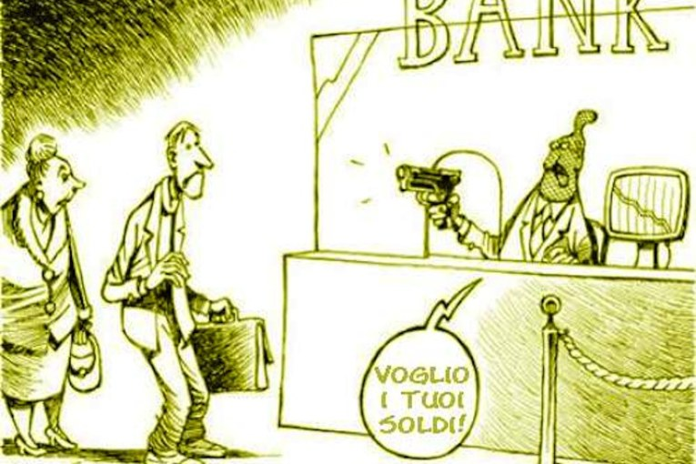 Ai confini della realtà: imprenditore riesce a pignorare i beni a una banca