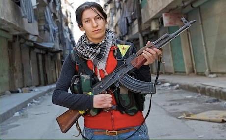 Kurdi, e del Pkk, gli eroi che si oppongono all'Isis