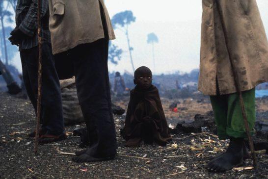 Rwanda refugees 1994