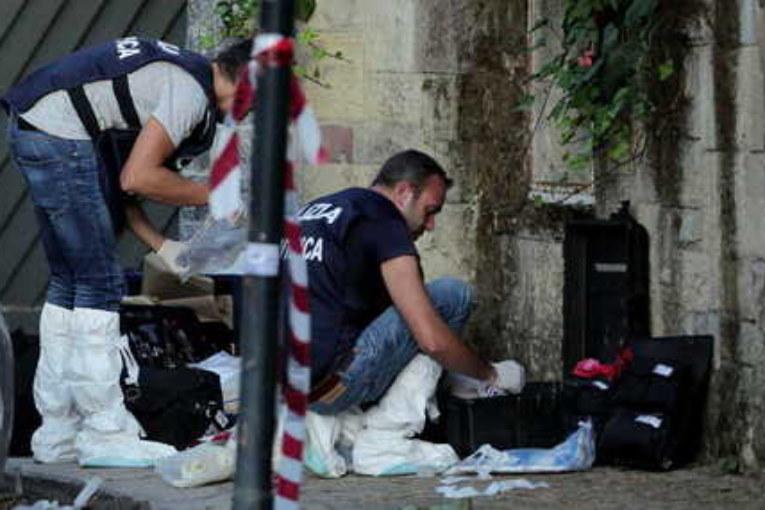 Il delitto dell'EUR: l'uomo nero con la mannaia della porta accanto