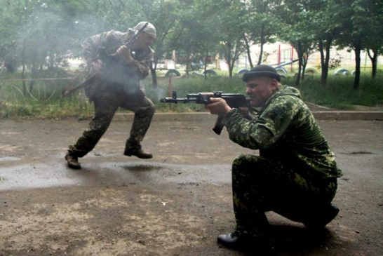 TOPSHOTS-UKRAINE-RUSSIA-POLITICS-CRISIS-EAST-TOLL