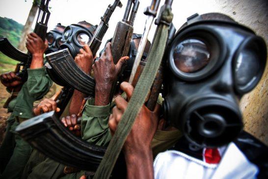 War in Congo Assignment