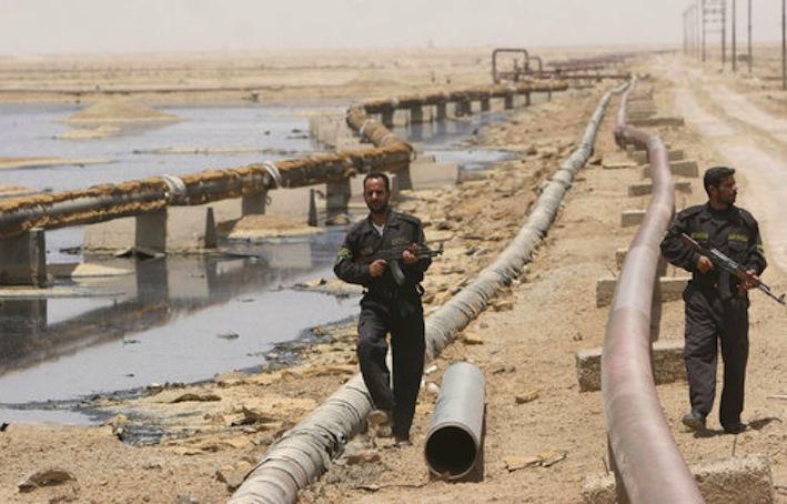 Mercenari italiani a difesa dei pozzi in Iraq