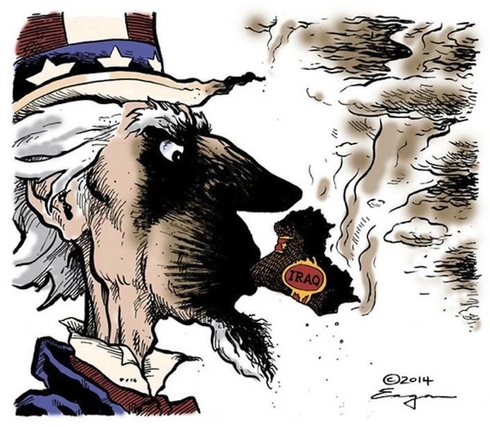 New York Times: Obama non bombarda l'Isil per ragioni umanitarie