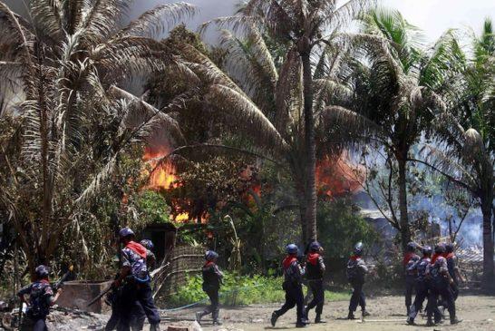 APphoto_Myanmar Unrest