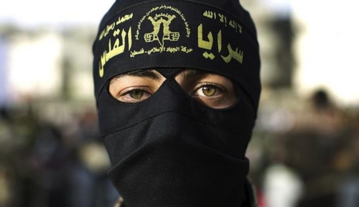 Gaza. Un miliziano della jihad islamica.