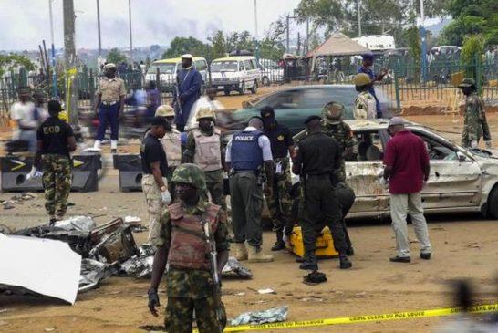 Car bomb attack in Abuja