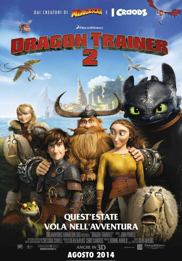 Dragon_Trainer_2_Poster