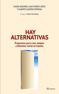 Hay Alternativas, Vicenç Navarro