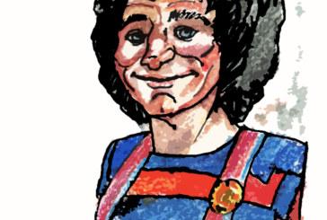 Mork, la Ligresti e il letame, l'umorismo graffiante di Tiziano Riverso