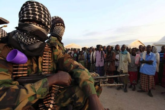 Members of al Shabaab