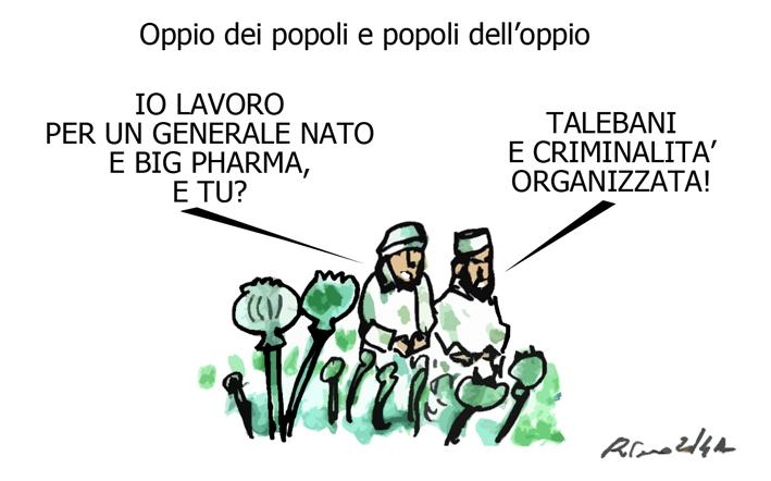 La Giannini, l'Onu e la merda, l'umorismo graffiante di Tiziano Riverso