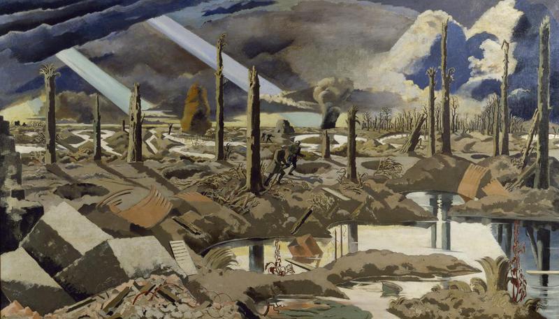 The_Menin_Road_(1919)_(Art._IWM_ART_2242)