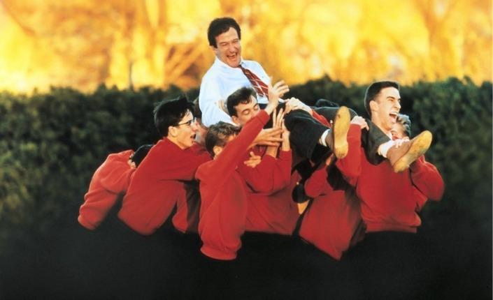 O capitano! Mio capitano! Il viaggio di Robin Williams
