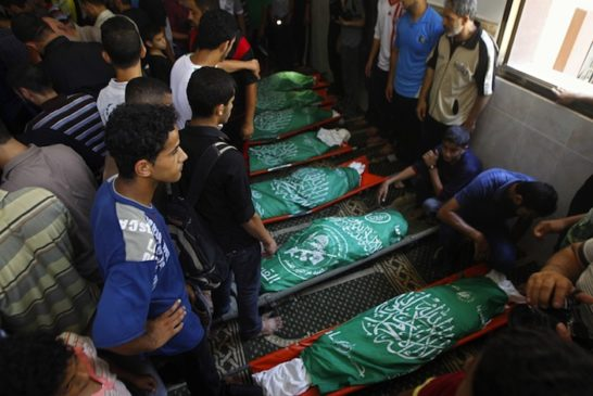 Israeli Gaza air strikes yet kill dozens of children: Video