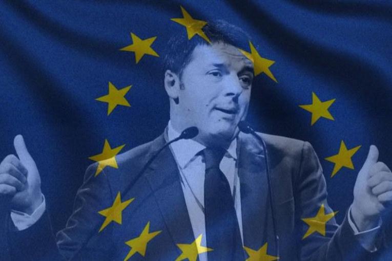 Renzi sulle orme di Berlusconi e Monti