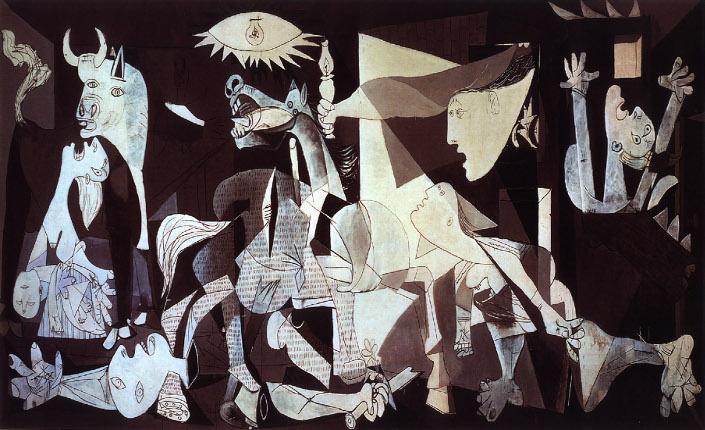 """Signora Merkel, chieda scusa per Guernica!"""