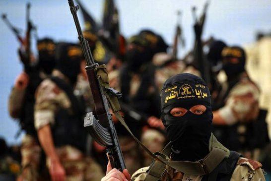 jihad jihadisti combattenti  ribelli guerra santa keystone