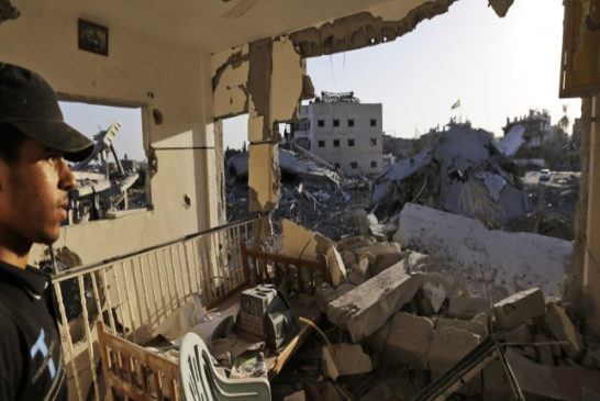 macerie a Gaza 2