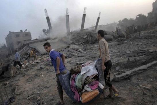 macerie di Gaza 3