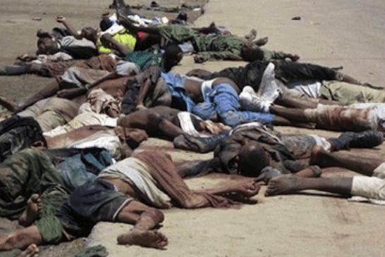 massacro Boko-Haram