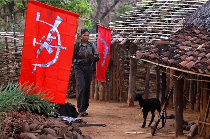 Guerre dimenticate/Le tribù naxalite che tengono sotto scacco le multinazionali