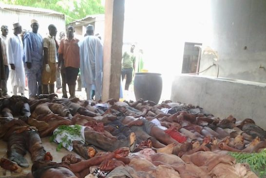 Nigeria Deaths in Detention