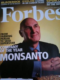 Monsanto Forbes