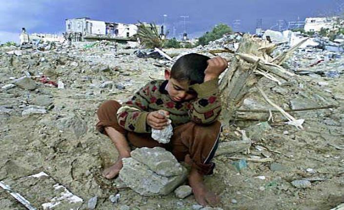 solitudine a Rafah