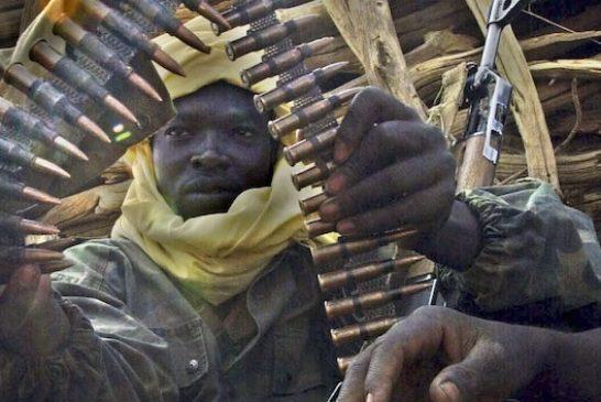SUDAN JEM REBELS