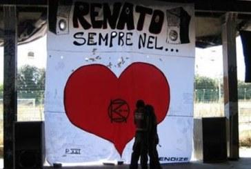 Antifascisti sempre, con Renato nel cuore