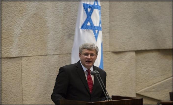 Stephen Harper, primo ministro canadese