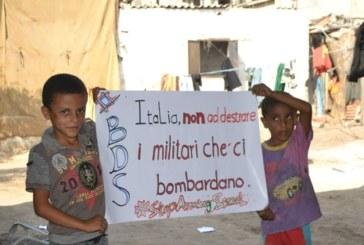 Non addestrare chi bombarda. E non gradire Netanyahu