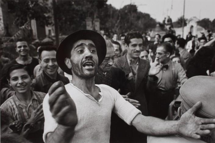 Capa, il reporter che sapeva fotografare la guerra