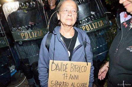 Davide Bifolco, i carabinieri: «Così li abbiamo fatti cadere»