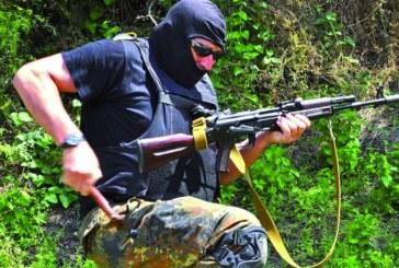 Ucraina/Il nazista Fontana: «Questa è la guerra. Sono qui per uccidere»