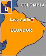 Ecuador Lago Agrio