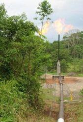Ecuador oleodotto Sote