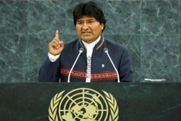Diritti indios al vertice Onu, e la star non poteva che essere Evo