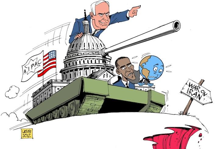 Netanyahu-Obama-AIPAC