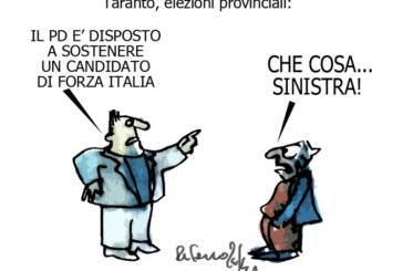 Leopardi, Libera e la Mogherini, l'umorismo graffiante di Tiziano Riverso