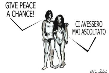 Maradona, la Boschi e il Bush, l'umorismo graffiante di Tiziano Riverso