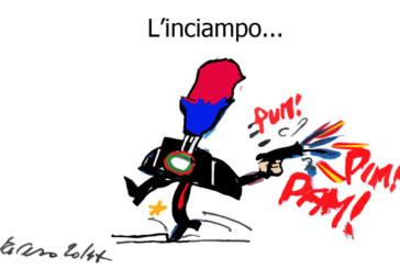 Il selfie, la Versilia e la crisi, l'umorismo graffiante di Tiziano Riverso