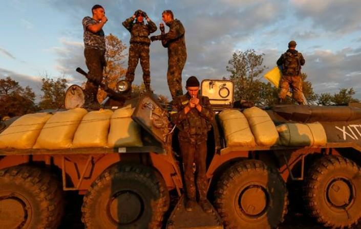Ucraina, i Paesi Nato inviano armi a Kiev