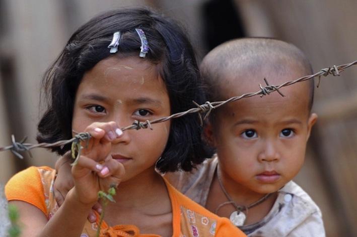 THAILAND-MYANMAR-POLITICS-REFUGEE