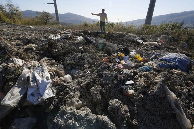 Russia viola piano Zero rifiuti di Sochi 2014: discarica in zona vietata
